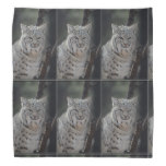 Creeping Bobcat Bandana