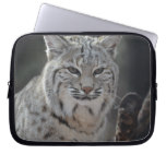 Creeping Bobcat Laptop Sleeve