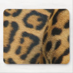 Jaguar Pattern Mouse Pad